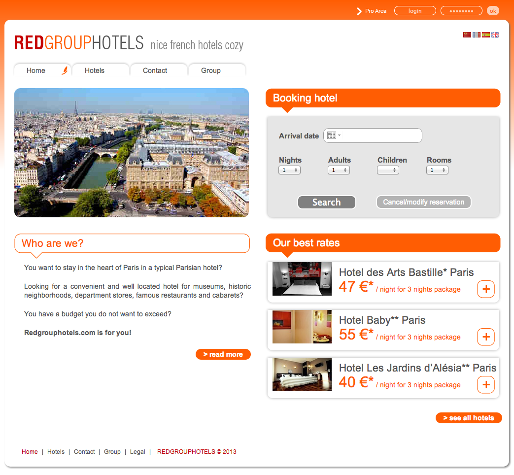 Red Group Hotels