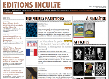 Éditions inculte